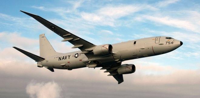 Sự thực vụ tàu ngầm Nga bị máy bay P-8A Poseidon Mỹ truy sát ngoài khơi Syria - ảnh 7