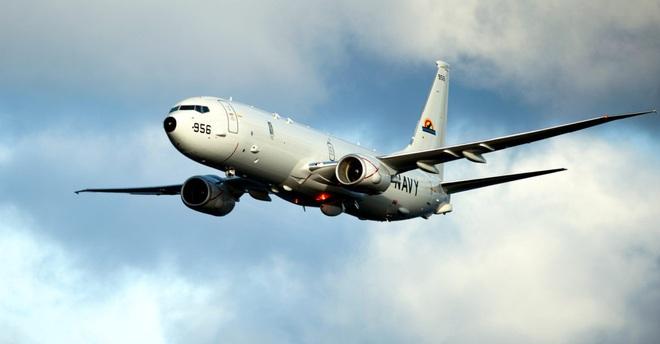 Sự thực vụ tàu ngầm Nga bị máy bay P-8A Poseidon Mỹ truy sát ngoài khơi Syria - ảnh 8