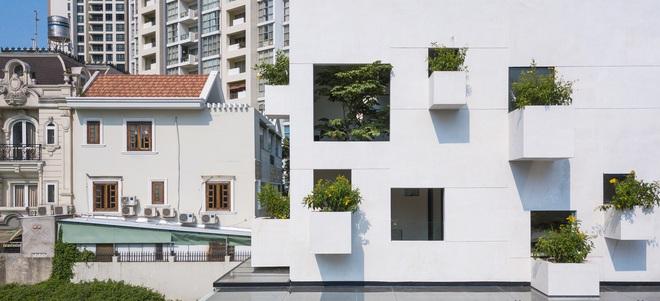 Ngôi nhà trên mây tại Sài Gòn trông như thế nào? - Ảnh 1.
