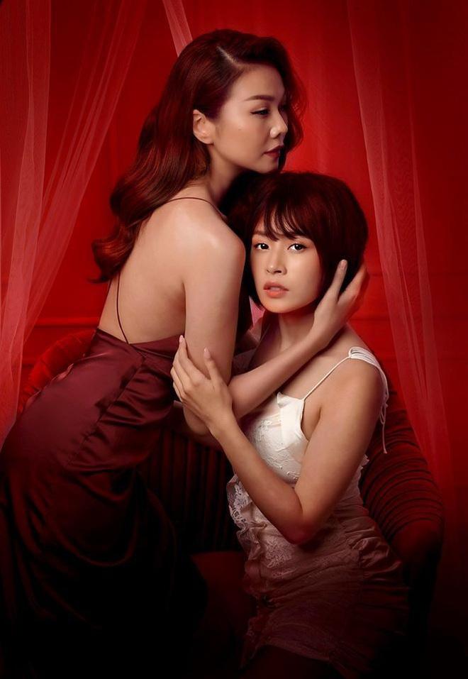 Thanh Hằng mất 3 tháng đắn đo mới nhận lời đóng phim nhiều cảnh nóng Chị chị em em - ảnh 1