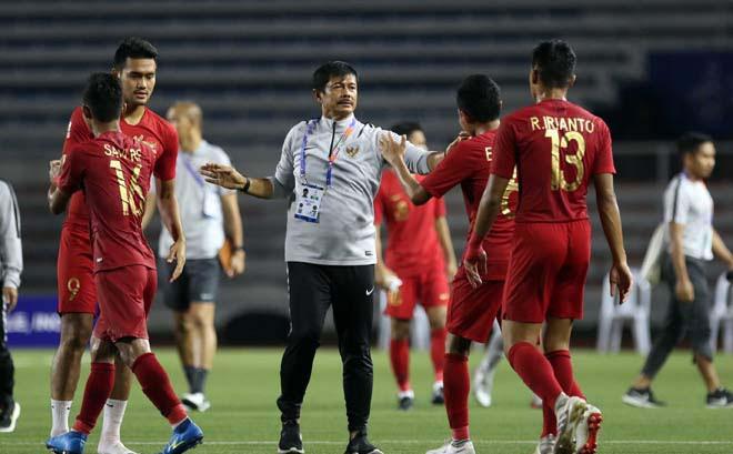 LĐBĐ Indonesia hành động bất ngờ sau khi đội nhà thua tan tác trước U22 Việt Nam