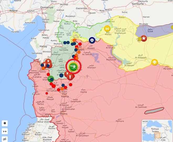 CẬP NHẬT: Căng thẳng tột độ, 38 tiêm kích F-16 Hy Lạp đánh chặn 18 F-16 và 2 F-4 Thổ Nhĩ Kỳ - Chiến sự Syria cực nóng - Ảnh 8.