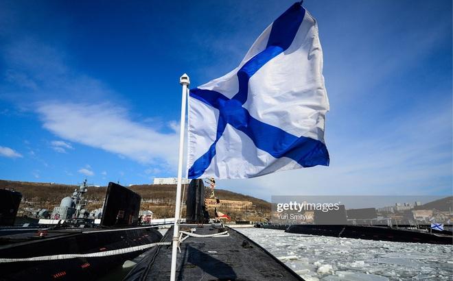 Forbes: Tàu ngầm mới nhất của Nga không giống bất cứ thứ gì mà Hải quân Mỹ có