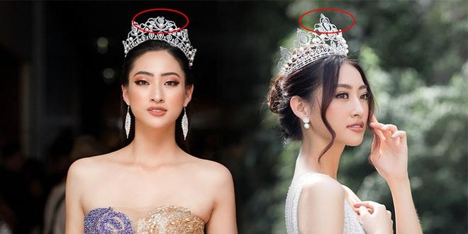 Vương miện hơn 2000 nghìn viên đá quý bị gãy sau 4 ngày Hoa hậu Hoàn vũ Việt Nam đăng quang? - Ảnh 5.