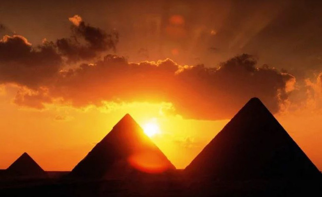 Những sự thật thú vị về kim tự tháp Ai Cập có thể bạn chưa biết - Ảnh 2.