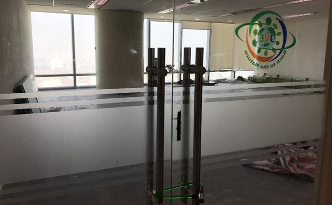 JVE phát tán thông tin sai sự thật về trả lời của Chủ tịch Nguyễn Đức Chung: Lãnh đạo đi nước ngoài, văn phòng đang sửa