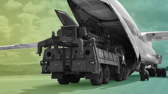 Cho súng mà không đưa đạn: Vì sao tên lửa của S-400 chưa được Nga chuyển cho Thổ Nhĩ Kỳ? - ảnh 1