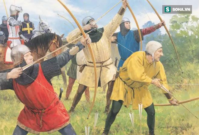 Trường cung: Vũ khí uy lực bậc nhất của quân Anh thời Trung Cổ - ảnh 2