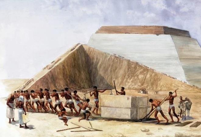 Những sự thật thú vị về kim tự tháp Ai Cập có thể bạn chưa biết - Ảnh 3.