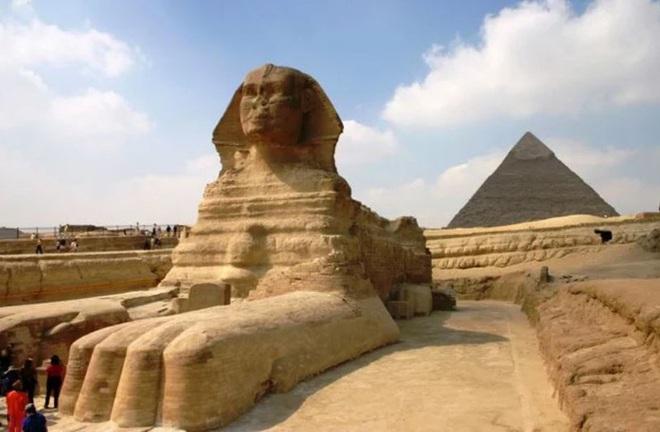 Những sự thật thú vị về kim tự tháp Ai Cập có thể bạn chưa biết - Ảnh 4.