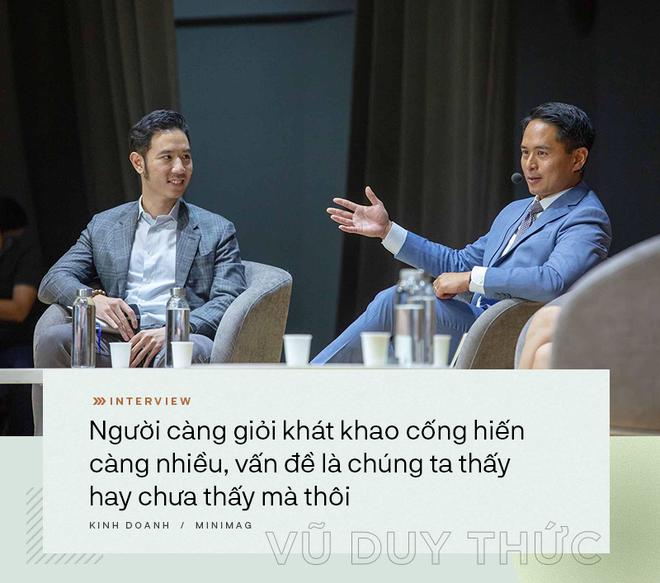 TS Vũ Duy Thức: Khát vọng xây startup kỳ lân trên đất Mỹ và ươm những hạt giống tốt nhất ở Việt Nam - Ảnh 6.