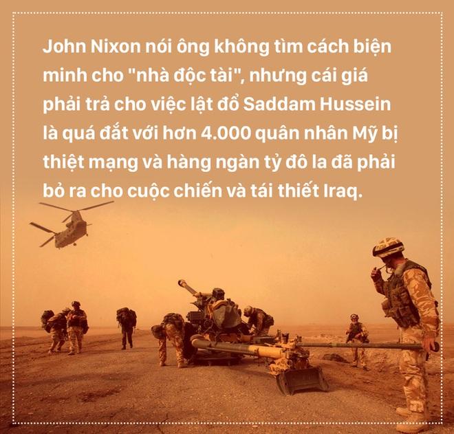 Người thẩm vấn Saddam Hussein tiết lộ những tình tiết bi thảm của vụ lừa dối lớn nhất lịch sử hiện đại - Ảnh 6.
