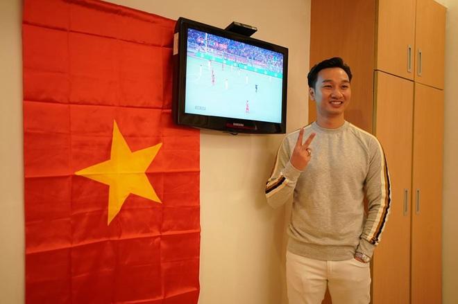 Sinh 2 con trai đúng ngày U22 Việt Nam vô địch, MC Thành Trung viết bức thư dài xúc động - Ảnh 4.