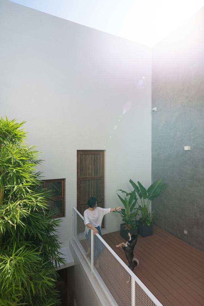 Độc đáo ngôi nhà với 3 mảnh sân tại Hà Nội trên báo Mỹ - Ảnh 7.
