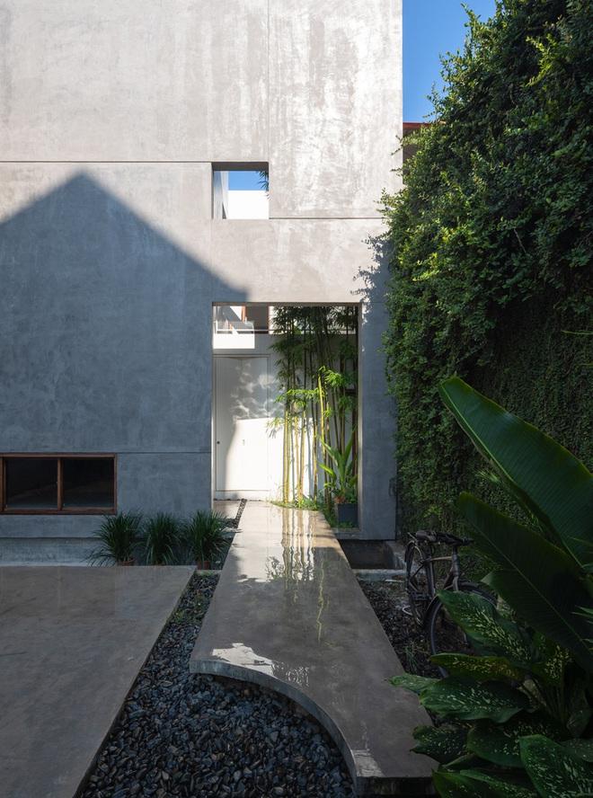 Độc đáo ngôi nhà với 3 mảnh sân tại Hà Nội trên báo Mỹ - Ảnh 6.