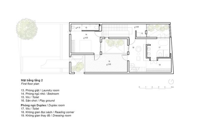 Độc đáo ngôi nhà với 3 mảnh sân tại Hà Nội trên báo Mỹ - Ảnh 20.