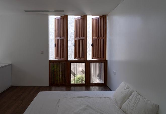 Độc đáo ngôi nhà với 3 mảnh sân tại Hà Nội trên báo Mỹ - Ảnh 17.