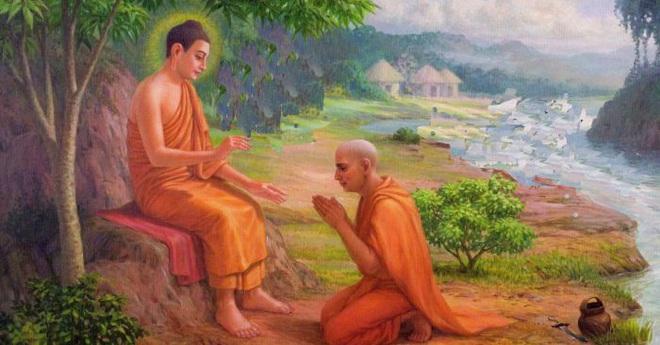 Thấy đạo sĩ đi trên mặt nước, Đức Phật nói 1 câu khiến đạo sĩ ngộ ra điều quan trọng nhất - Ảnh 3.