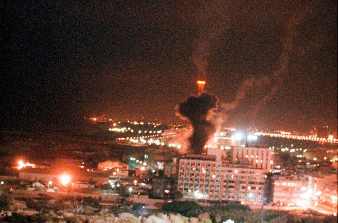 Tên lửa Scud xóa sổ doanh trại Mỹ: Đòn đánh hủy diệt của Iraq thời chiến tranh vùng Vịnh - Ảnh 1.