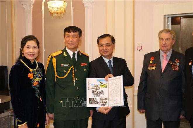 Công bố Sách Trắng Quốc phòng Việt Nam tại Ukraine - ảnh 2