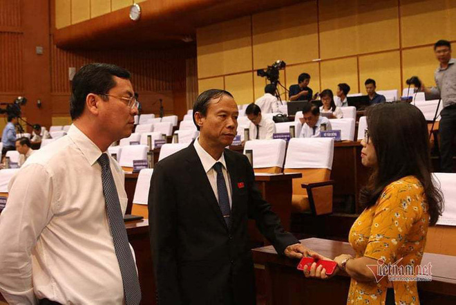 Ông Nguyễn Văn Thọ được bầu làm Chủ tịch tỉnh Bà Rịa - Vũng Tàu - Ảnh 1.