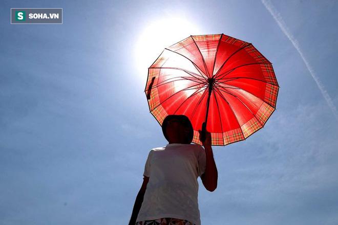 Sóng nhiệt, nắng nóng mạnh hơn bao giờ hết đã xảy ra ở nhiều khu vực toàn thế giới. Ảnh: AAP/Kelly Barnes