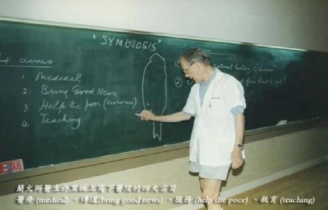 Vị bác sĩ người Anh dành cả đời cống hiến cho mảnh đất Đài Loan, Trung Quốc - Ảnh 3.