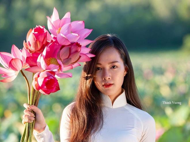 Chân dung nữ sinh Đà Nẵng trong tà áo dài trắng khiến người đối diện không ngừng cảm thán - ảnh 5