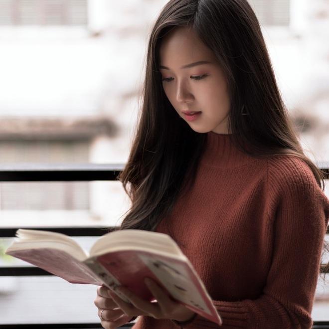Chân dung nữ sinh Đà Nẵng trong tà áo dài trắng khiến người đối diện không ngừng cảm thán - ảnh 3