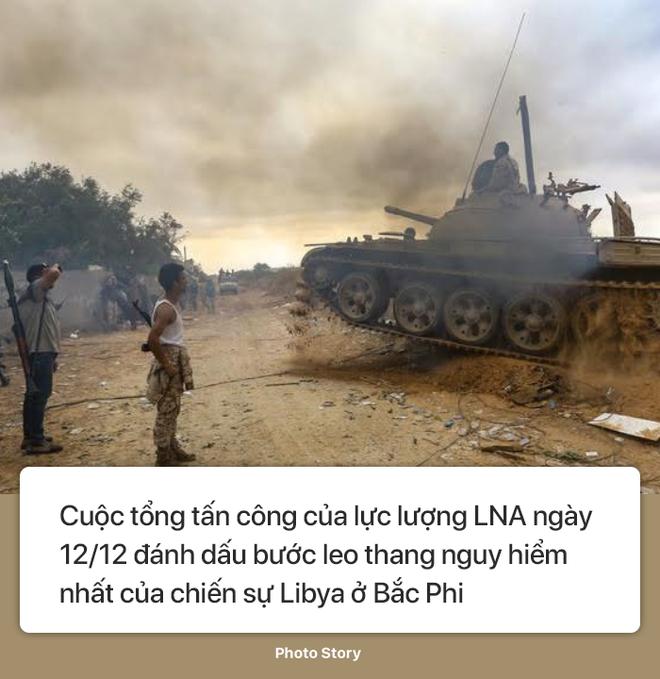 Điểm nóng quân sự tuần qua: Nga đàm phán lão luyện - Libya leo thang nguy hiểm - Tàu sân bay Kuznetsov Nga cháy dữ dội - ảnh 8