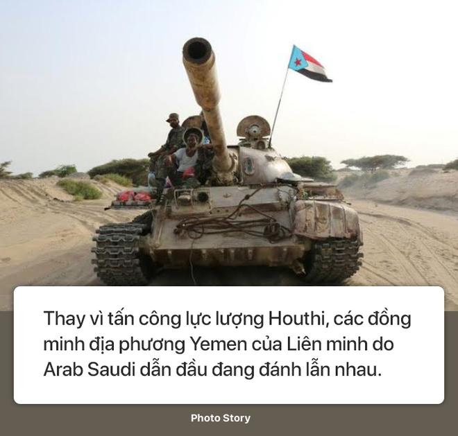 Điểm nóng quân sự tuần qua: Nga đàm phán lão luyện - Libya leo thang nguy hiểm - Tàu sân bay Kuznetsov Nga cháy dữ dội - ảnh 7