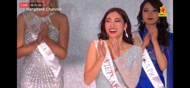 Lương Thùy Linh trượt top 5 gây tiếc nuối, Jamaica đăng quang Hoa hậu Thế giới 2019 - Ảnh 6.