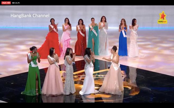 Lương Thùy Linh trượt top 5 gây tiếc nuối, Jamaica đăng quang Hoa hậu Thế giới 2019 - Ảnh 4.