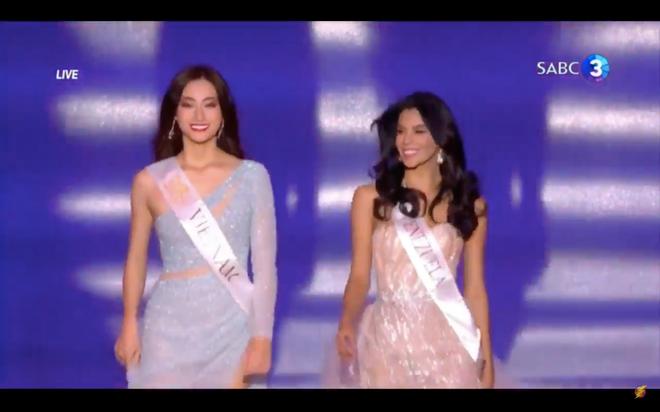 Lương Thùy Linh trượt top 5 gây tiếc nuối, Jamaica đăng quang Hoa hậu Thế giới 2019 - Ảnh 5.