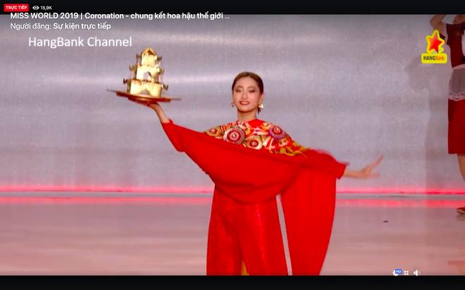 Lương Thùy Linh trượt top 5 gây tiếc nuối, Jamaica đăng quang Hoa hậu Thế giới 2019 - Ảnh 8.