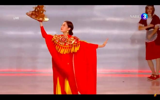 Lương Thùy Linh trượt top 5 gây tiếc nuối, Jamaica đăng quang Hoa hậu Thế giới 2019 - Ảnh 9.