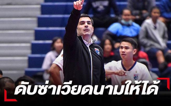 HLV Thái Lan: Chắc chắn chúng tôi sẽ đánh bại Việt Nam để đoạt chức vô địch