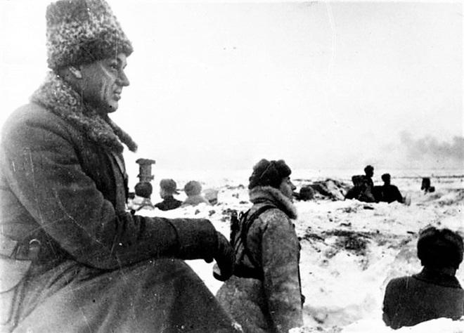 Vì chiến dịch thất bại nào Rokossovsky được thăng hàm Đại tướng? - Ảnh 1.
