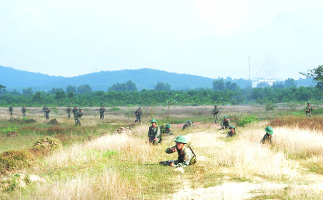 Chiến trường K: Quân tình nguyện Việt Nam phục kích cảm tử bằng mìn định hướng - Lính Polpot kinh hoàng