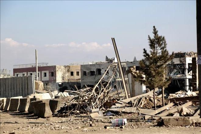 Thủ đô Tripoli của Libya nguy ngập, bị tấn công từ 2 hướng - Pháo Lốc xoáy của Syria xung trận, phiến quân khiếp đảm - Ảnh 8.