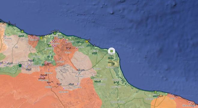 Thủ đô Tripoli của Libya nguy ngập, bị tấn công từ 2 hướng - Pháo Lốc xoáy của Syria xung trận, phiến quân khiếp đảm - Ảnh 3.