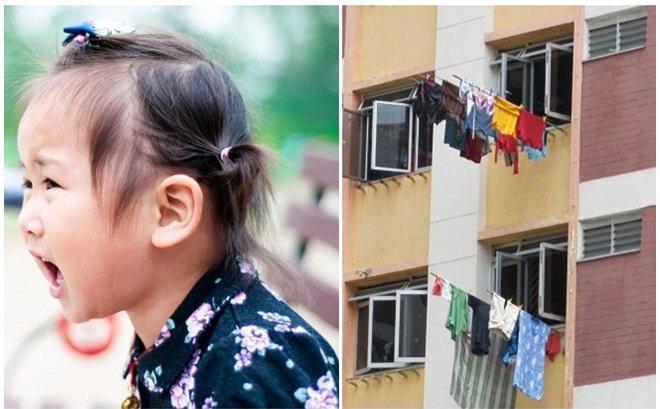 Chồng ném vợ người Việt qua cửa sổ, con gái 5 tuổi nhanh trí cứu mạng mẹ nhờ hành động này