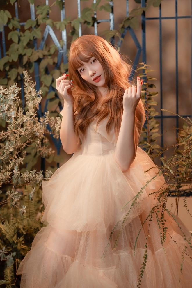 Hồng Kim Hạnh xinh như nàng công chúa trong MV mashup sắp phát hành - Ảnh 3.