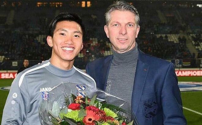 SC Heerenveen thua cay đắng sau lễ vinh danh Đoàn Văn Hậu