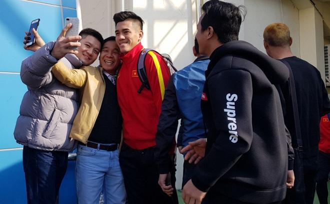 Tiết lộ chế độ đặc biệt dành cho HLV Park Hang-seo và U23 Việt Nam tại Hàn Quốc