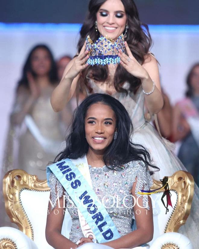 Chỉ cao 1m67, vì sao người đẹp Jamaica vẫn xuất sắc đăng quang Hoa hậu Thế giới 2019? - Ảnh 4.