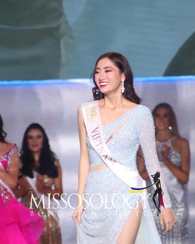 Tạo nên thành tích chưa từng có tại Miss World, Lương Thùy Linh lại bị so sánh với Lan Khuê và Đỗ Mỹ Linh - ảnh 1