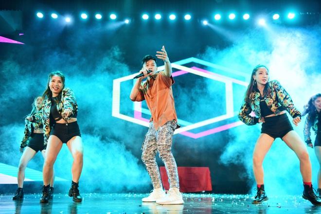 Minh Hằng, Trọng Hiếu nhảy sung trên sân khấu đêm chung kết Kpop Dance For Youth - Ảnh 8.