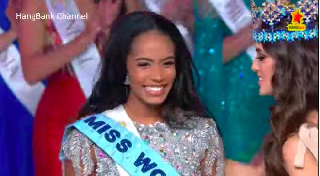 Lương Thùy Linh trượt top 5 gây tiếc nuối, Jamaica đăng quang Hoa hậu Thế giới 2019 - Ảnh 1.