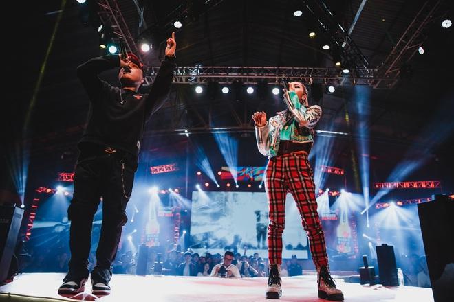 Loạt hit đình đám khuấy động không khí trong Beck'Stage Unexpected Rap Fest - Ảnh 13.